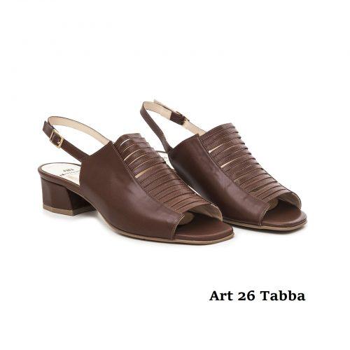 Women Shoes Art 26 Tabba