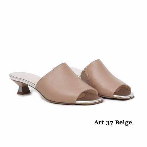 Women Shoes Art 37 Nude