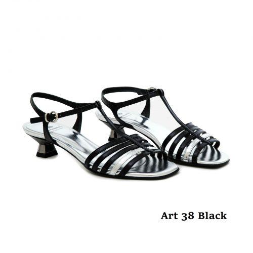 Women Shoes 38 Black