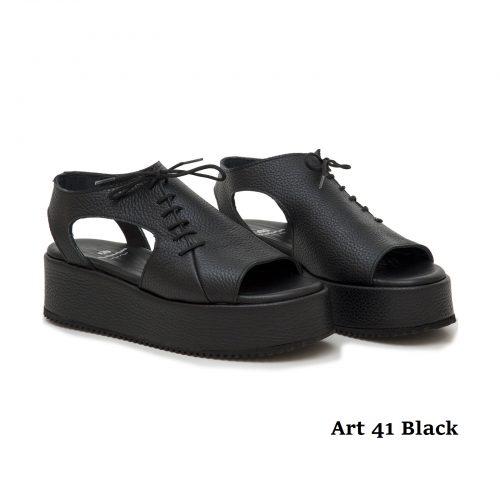 Women Shoews Art 41 Black