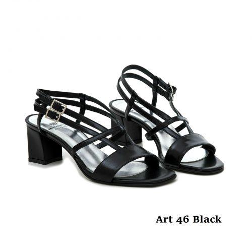 Women Shoes 46 Black