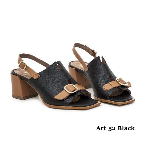 Women Shoews Art 52 Black