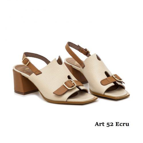 Women Shoews Art 52 Ecru