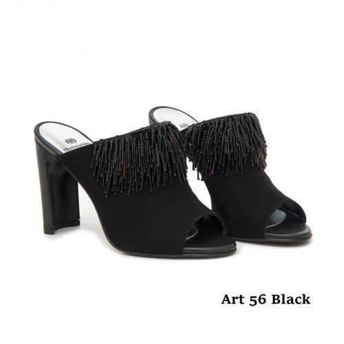 Women Shoews Art 56 Black