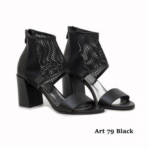 Women Shoes Art 79 Black