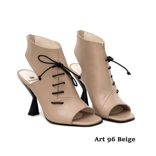Women Shoews Art 96 Beige