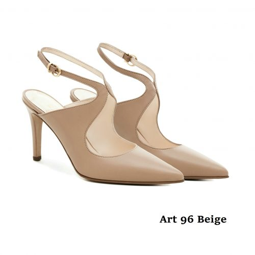 Women Shoes Art 96 Beige