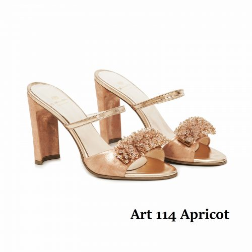 Women Shoes Art 114 Apricot