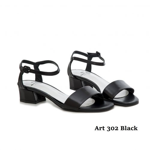 Women Shoes Art 302 Black