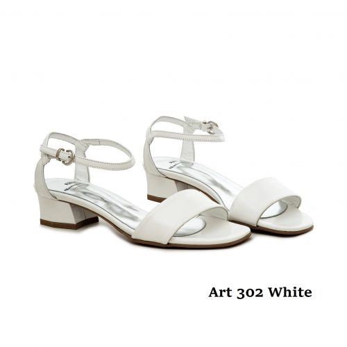 Women Shoes Art 302 White