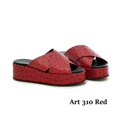 Women Shoes Art 310 Red