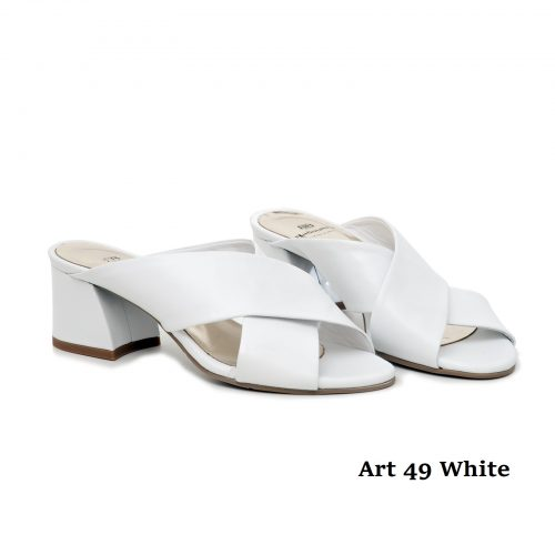 Women Shoes Art 49 White