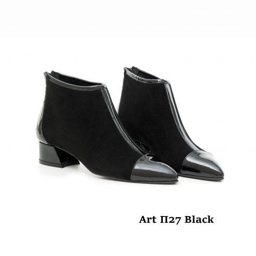 Women Shoes Art Π27 Black