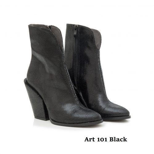Women Shoes Art 101 Black