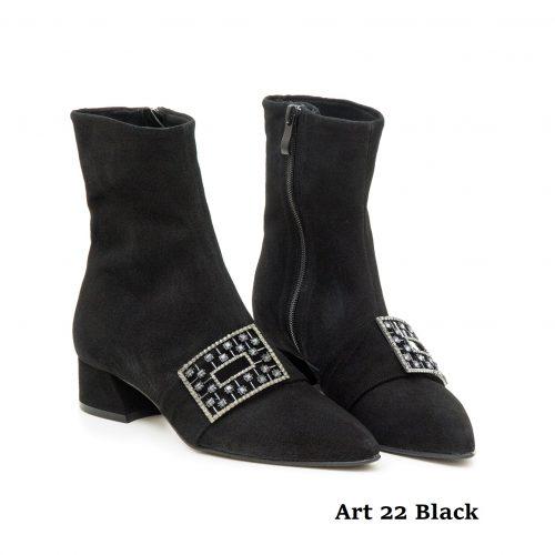 Women Shoes Art 22 Black