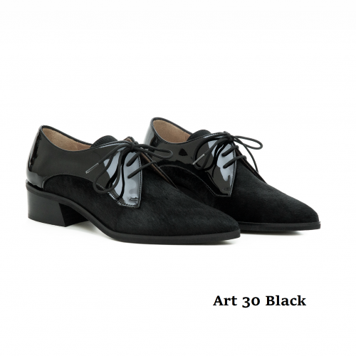 WOMEN SHOES ART 30 BLACK