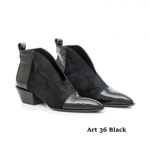 Women Shoes Art 36 Black