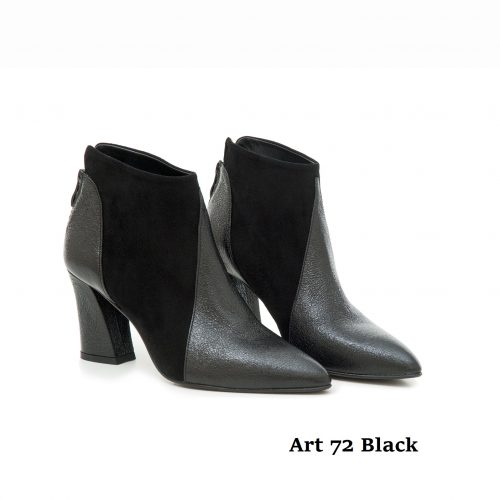 Women Shoes Art 72 Black