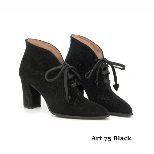 Women Shoes Art 75 Black