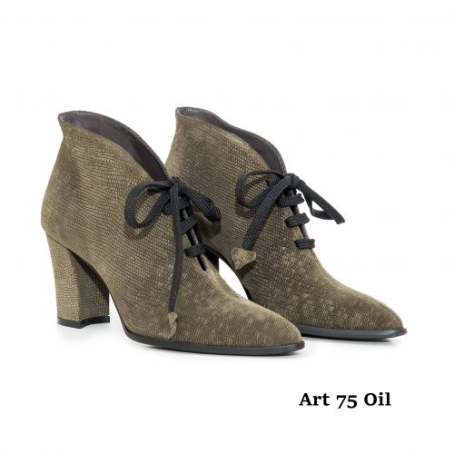 Women Shoes Art 75 Oil