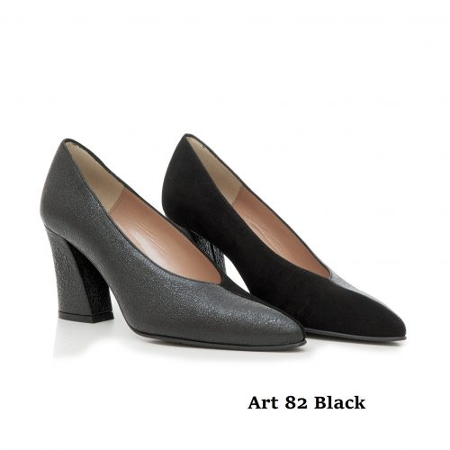 Women Shoes Art 82 Black