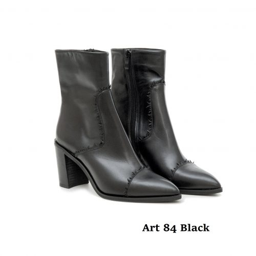 Women Shoes Art 84 Black