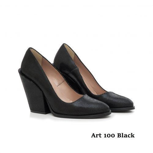 Women Shoes Art 100 Black