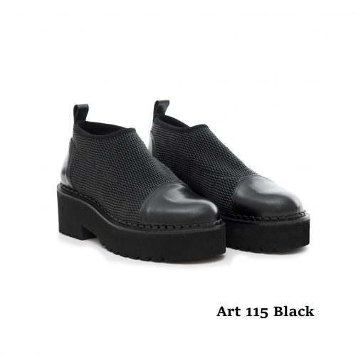 Women Shoes Art 115 Black