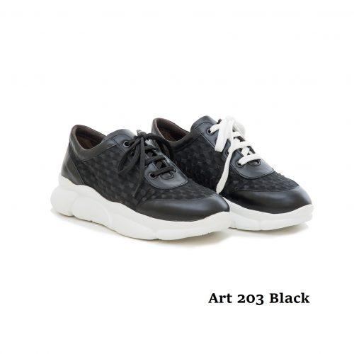 Women Shoes Art 203 Black