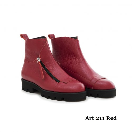 Women Shoes Art 211 Red