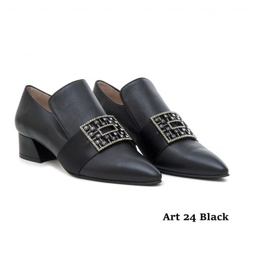Women Shoes Art 24 Black