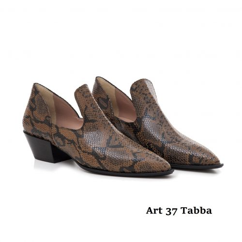 Women Shoes Art 37 Tabba Snake