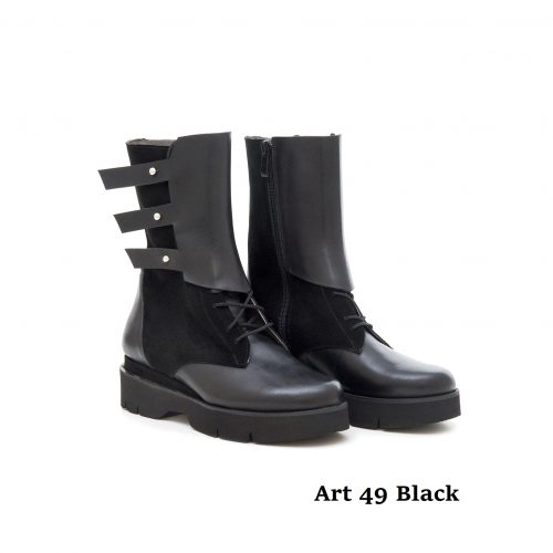 Women Shoes Art 49 Black