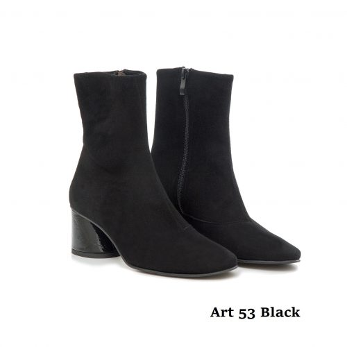 Women Shoes Art 53 Black