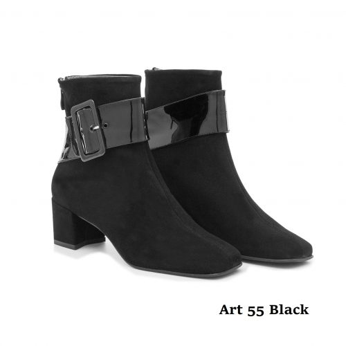 Women Shoes Art 55 Black
