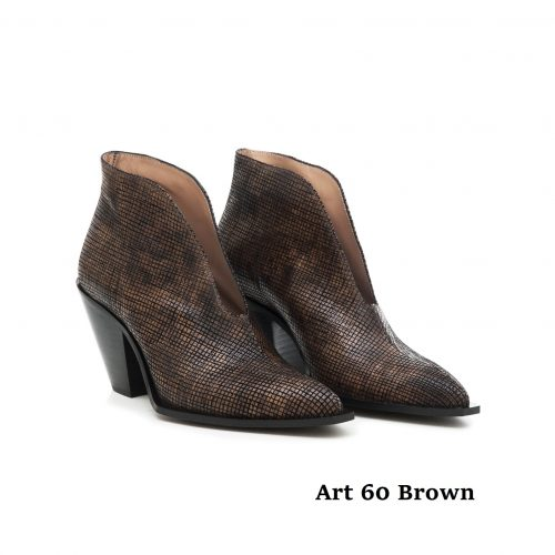 Women Shoes Art 60 Brown