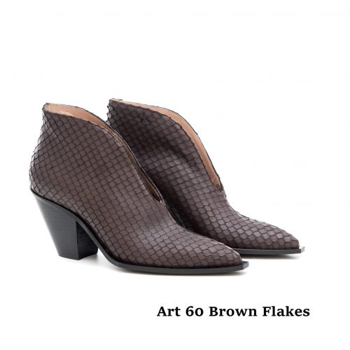 Women Shoes Art 60 Brown Flakes
