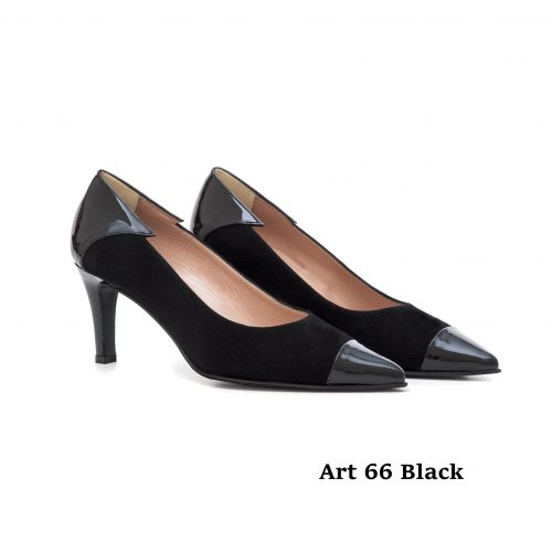 Women Shoes Art 66 Black