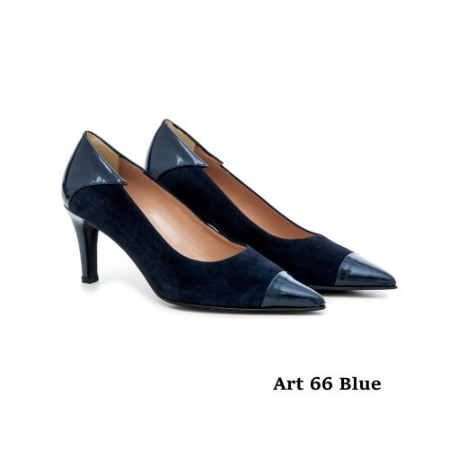 Women Shoes Art 66 Blue