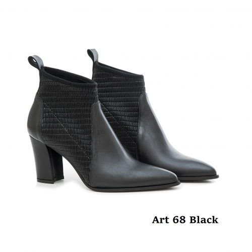 Women Shoes Art 68 Black
