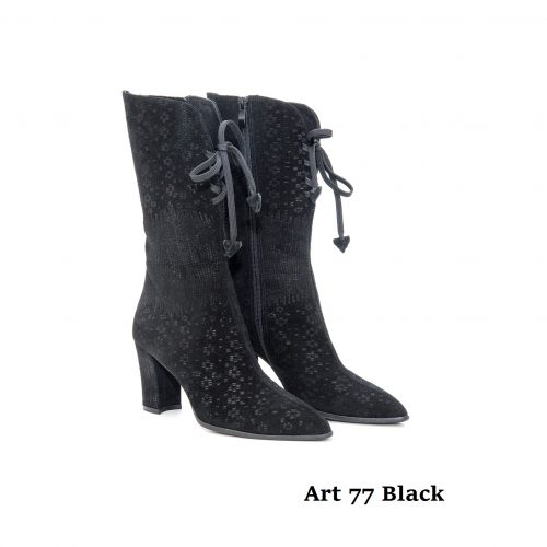 Women Shoes Art 77 Black