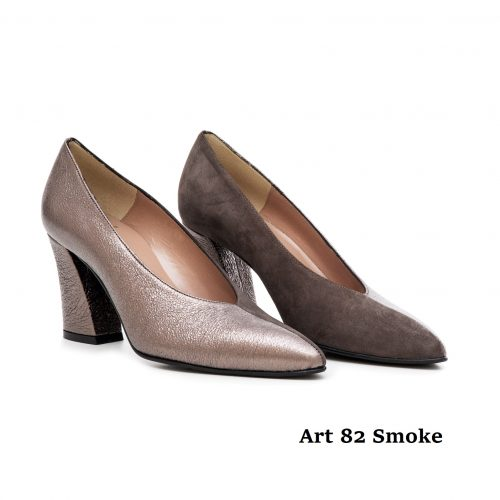 Women Shoes Art 82 Smoke