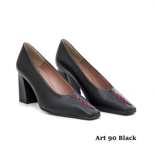 Women Shoes Art 90 Bordeaux