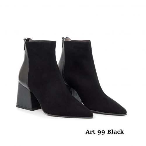 Women Shoes Art 99 Black