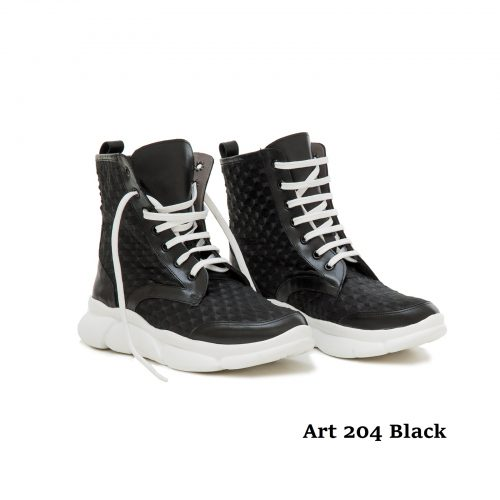 Women Shoes Art 204 Black