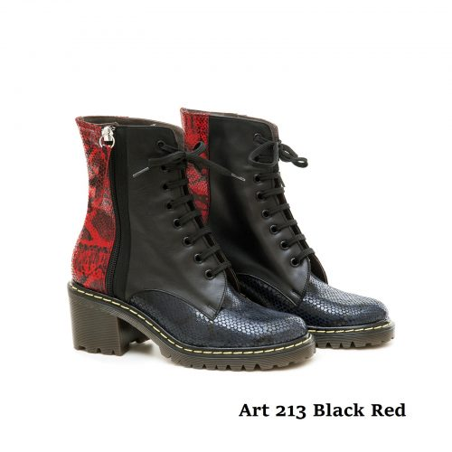 Women Shoes Art 213 Black