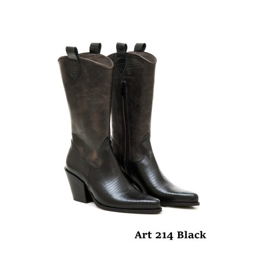 Women Shoes Art 214 Black