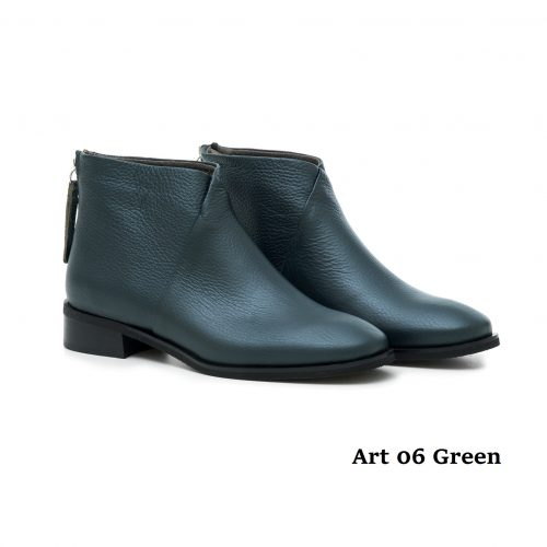 Women Shoes Art 06 Green