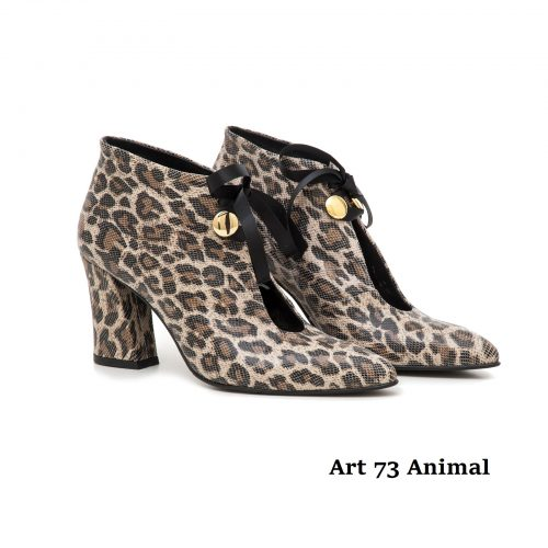 Women Shoes Art 73 Animal