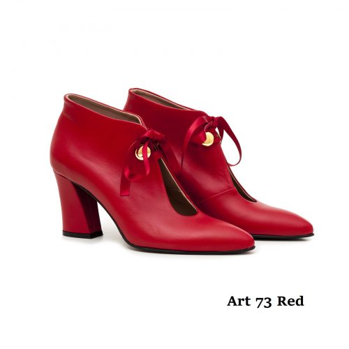 Women Shoes Art 73 Red